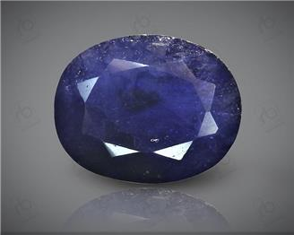 Natural Blue Sapphire Heated & Treated Certified 2.51CTS-16963