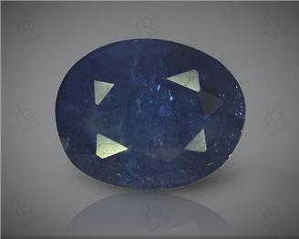 Natural Blue Sapphire Heated & Treated Certified 2.85CTS-16965