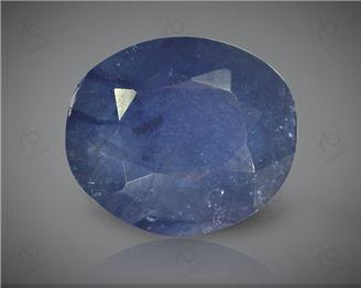 Natural Blue Sapphire Heated & Treated Certified 4.39CTS-16970