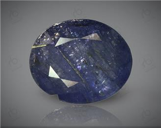 Natural Blue Sapphire Heated & Treated Certified 4.9CTS-16972
