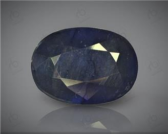 Natural Blue Sapphire Heated & Treated Certified 8.44CTS-16978