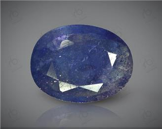 Natural Blue Sapphire Heated & Treated Certified 2.97CTS-16986