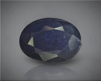 Natural Blue Sapphire Heated & Treated Certified 3.64CTS-16991