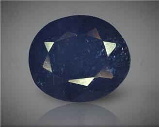 Natural Blue Sapphire Heated & Treated Certified 3.79CTS-16993