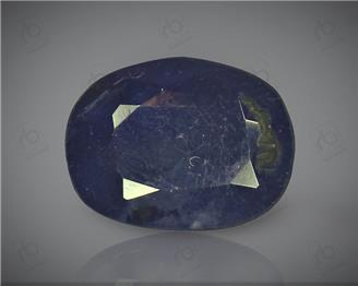 Natural Blue Sapphire Heated & Treated Certified 2.9CTS-16995