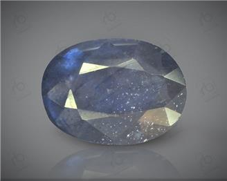 Natural Blue Sapphire Heated & Treated Certified 3.01CTS-16996