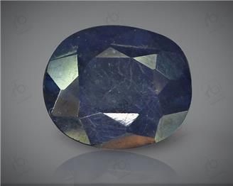 Natural Blue Sapphire Heated & Treated Certified 3.19CTS-16998