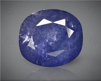Natural Blue Sapphire Heated & Treated Certified 4.7CTS-17000