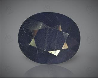 Natural Blue Sapphire Heated & Treated Certified  10.62CTS-17029