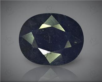 Natural Blue Sapphire Heated & Treated Certified 7.36CTS-17030