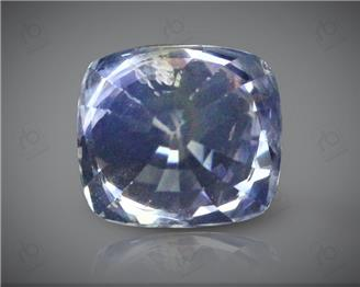 Natural Certified Bi-Color Sapphire  4.93 Cts. ( 41387 )