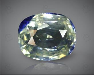 Natural Certified Bi-Color Sapphire  5.15 Cts. ( 41407 )