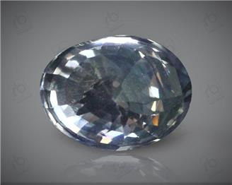 Natural Certified Bi-Color Sapphire  4.06CTS-2469