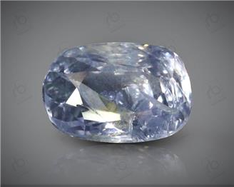 Natural Bi-Color Sapphire Certified 5.18 Cts. ( 5287 )