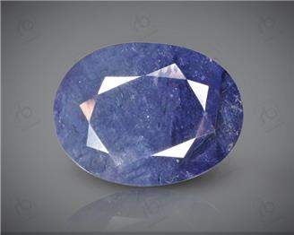 Blue Sapphire Heated & Treated Natural Certified 4.2 CTS-16935