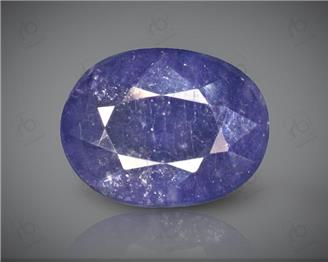 Blue Sapphire Heated & Treated Natural Certified 7.37 CTS-16944