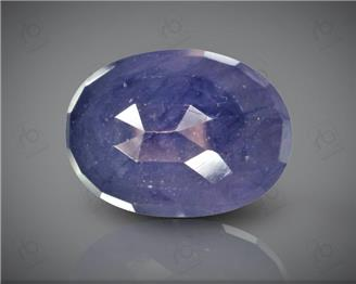 Blue Sapphire Heated & Treated Natural Certified 9.98 CTS-16947