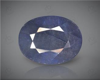 Blue Sapphire Heated & Treated Natural Certified 9.51 CTS-16959