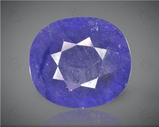 Blue Sapphire Heated & Treated Natural Certified 4.85 CTS-16962