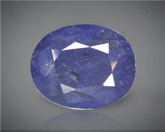 Blue Sapphire Heated & Treated Natural Certified 2.87 CTS-16966