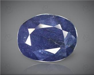 Blue Sapphire Heated & Treated Natural Certified 8.57 CTS-16967
