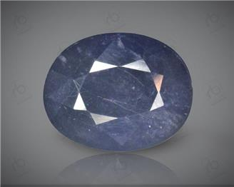 Blue Sapphire Heated & Treated Natural Certified 9.35 CTS-16977