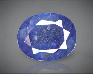Blue Sapphire Heated & Treated Natural Certified 2.7 CTS-16985