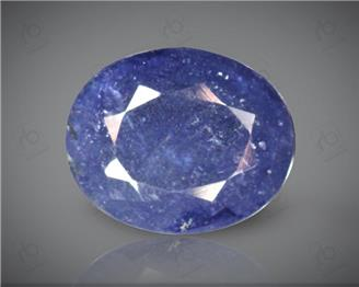 Blue Sapphire Heated & Treated Natural Certified 3.72 CTS-16994