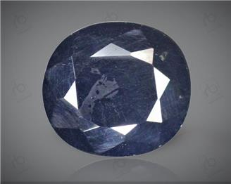 Blue Sapphire Heated & Treated Natural Certified 5.88 CTS-16999