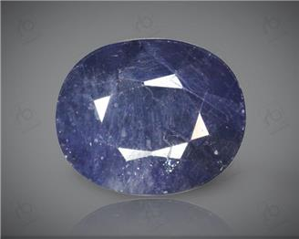 Blue Sapphire Heated & Treated Natural Certified 8.52 CTS-17040