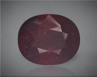 Natural Ruby Heated & Treated Certified 5.66CTS-1310