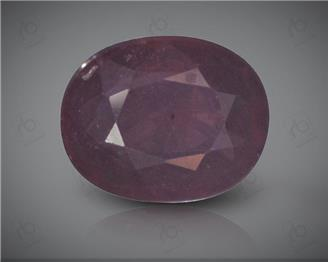 Natural Ruby Heated & Treated Certified 4.1CTS-1340