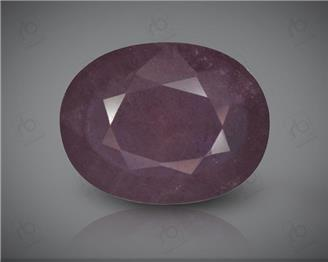 Natural Ruby Heated & Treated Certified 7.03CTS-17403