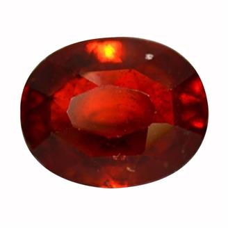NATURAL HESSONITE ( GOMED ) 6.25 CTS (7531)