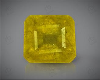 Natural Heated & Treated Yellow Sapphire Certified 6.03 carats- 96575