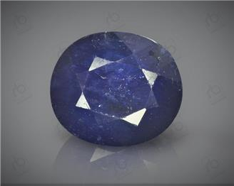 Natural Heated & Treated Blue Sapphire Certified 9.26CTS-16759