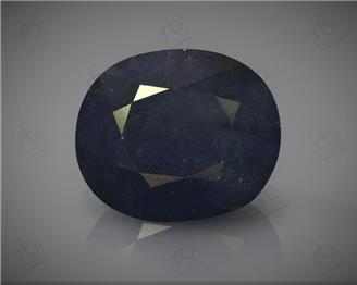 Natural Heated & Treated Blue Sapphire Certified 7.73 CTS ( 16800 )