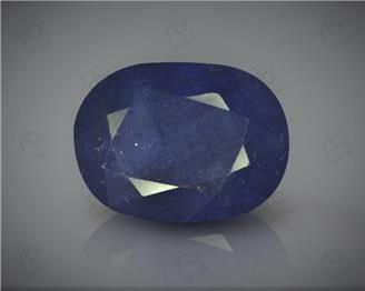 Natural Heated & Treated Blue Sapphire Certified 6.02 CTS ( 16802 )