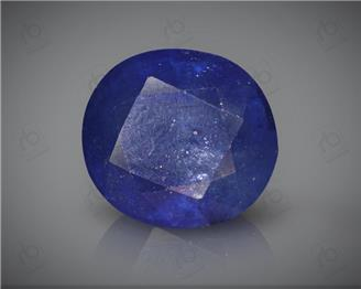 Natural Heated & Treated Blue Sapphire Certified 8.48 CTS ( 16815 )