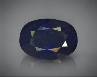 Natural Heated & Treated Blue Sapphire Certified 6.93 CTS ( 16821 )