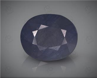 Natural Heated & Treated Blue Sapphire Certified 8.9 CTS ( 16830 )