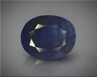 Natural Heated & Treated Blue Sapphire Certified 7.81CTS-16887