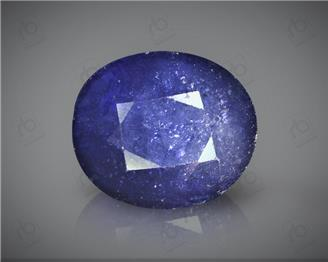 Natural Heated & Treated Blue Sapphire Certified 8.44CTS-16888