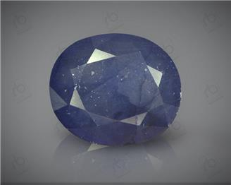 Natural Heated & Treated Blue Sapphire Certified 6.35CTS-16889