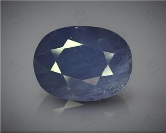Natural Heated & Treated Blue Sapphire Certified 11.17CTS-16894