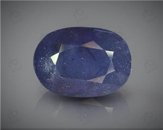 Natural Heated & Treated Blue Sapphire Certified 6.69CTS-16910