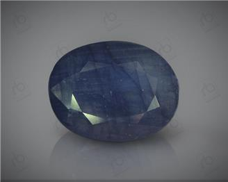Natural Heated & Treated Blue Sapphire Certified 7.86CTS-16940