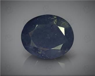 Natural Heated & Treated Blue Sapphire Certified 7.06CTS-16941