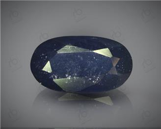 Natural Heated & Treated Blue Sapphire Certified 4.23CTS-16946