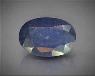 Natural Heated & Treated Blue Sapphire Certified 7.77CTS-16948